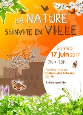 Amberieu actualites la nature s invite en ville for La ville nature